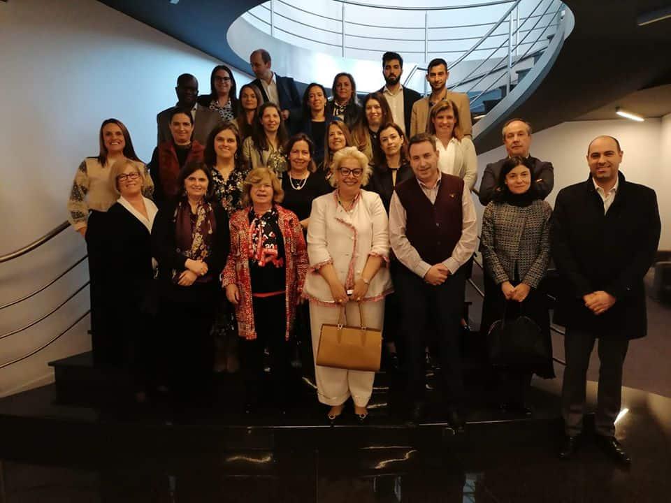 39.ª Reunião Geral do Grupo Ensinus