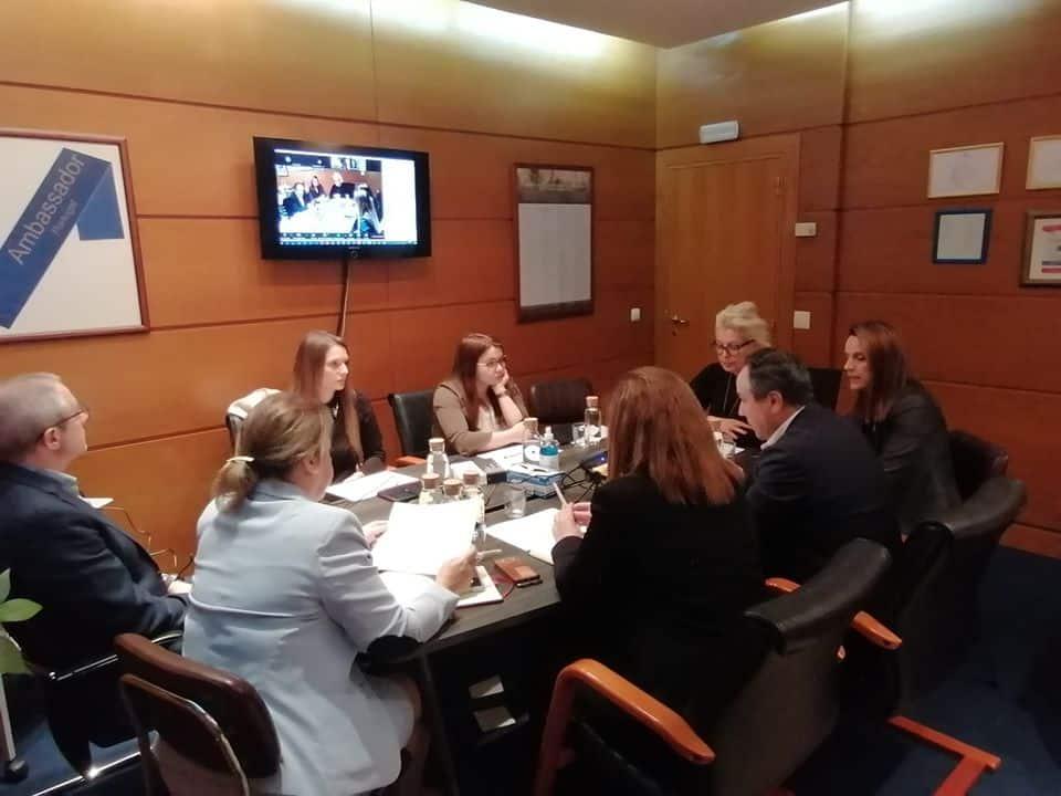Reunião Extraordinária, via vídeo conferência, no âmbito das Medidas Extraordinárias de Contenção e Mitigação do COVID-19,