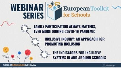European Toolkit for Schools – webinar series