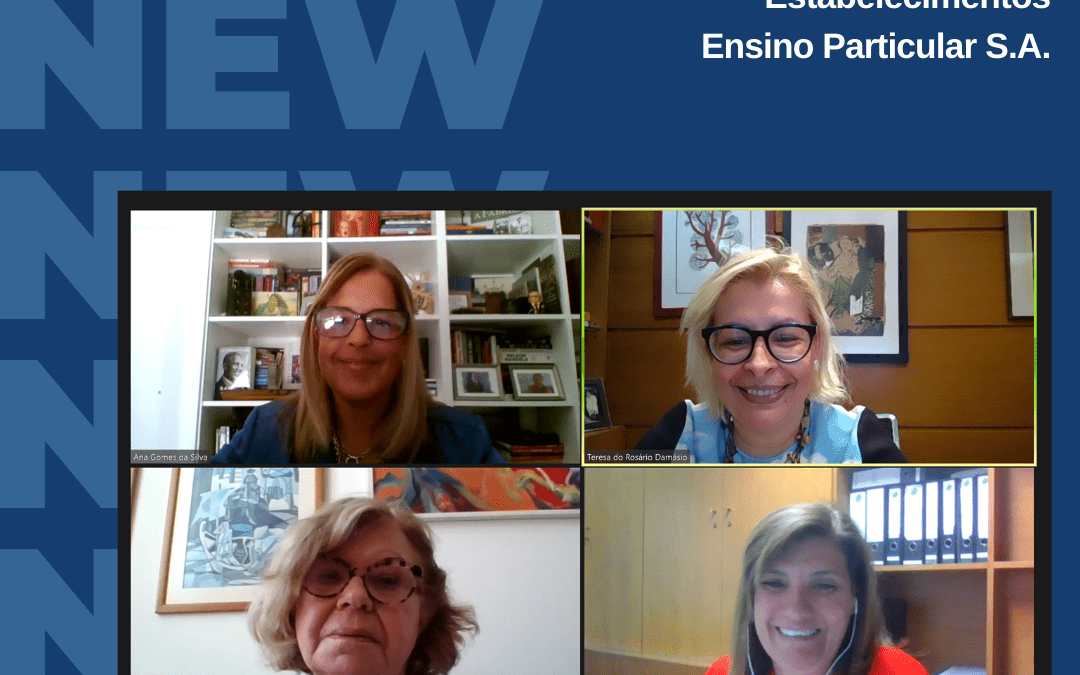 Reunião de Conselho de Administração da EEP, Ensinus Estabelecimentos de Ensino Particular – Entidade Tutelar das Escolas EPET, EAC e EMP.